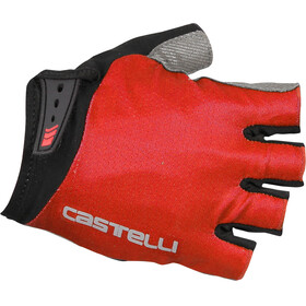 Castelli Entrata Gloves Unisex red